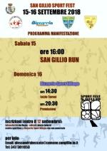 SAN GILLIO - Torna anche questanno la Sport Fest di fine estate - immagine 3