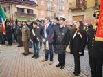 BORGARO - Scuole protagoniste dei festeggiamenti del 4 Novembre - FOTO - immagine 13