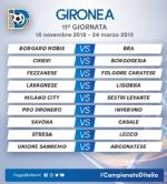 CALCIO SERIE D - Borgaro Nobis nel girone A: ecco il calendario del campionato - immagine 11