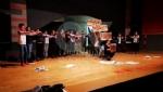 BORGARO - «Voce alla Legalità»: gli studenti incontrano gli uomini della scorta di Falcone - FOTO E VIDEO - immagine 3