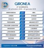 CALCIO SERIE D - Borgaro Nobis nel girone A: ecco il calendario del campionato - immagine 3