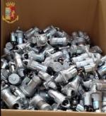 RIVOLI - In un magazzino di Cascine Vica erano nascosti compressori e motorini rubati - immagine 3