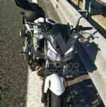 RIVOLI - Perde il controllo della moto e cade a terra lungo la tangenziale: centauro ferito - immagine 3