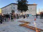 VENARIA - Vigili del fuoco per un pomeriggio: tanti bambini in piazza Vittorio con «Pompieropoli» - immagine 3