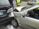 COLLEGNO - Incidente stradale sulla tangenziale nord di Torino: tre feriti in ospedale - FOTO - immagine 3