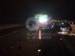 RIVOLI - Incidente in tangenziale: una macchina prende fuoco. Quattro persone rimaste ferite - immagine 3