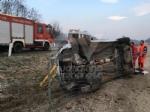 PIANEZZA - 23enne ferita dopo un pauroso incidente in autostrada - immagine 3