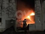 VILLANOVA - A fuoco il capannone della Seges: distrutti due mezzi. Atto doloso? - immagine 3