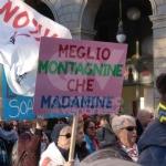MANIFESTAZIONE NO TAV - In 70mila per esprimere la contrarietà alla Torino-Lione - immagine 3