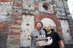 """PIANEZZA - Concluse alla Pieve di San Pietro le riprese del film """"Ancora pochi passi"""" - immagine 3"""