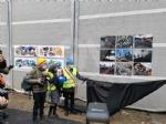 COLLEGNO - Partiti gli scavi per la stazione «Collegno Centro» della metropolitana - FOTO - immagine 3