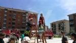 BORGARO - Bambini «pompieri per un giorno» grazie a «Pompieropoli» - immagine 5