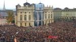 TORINO - In piazza per sostenere la Tav da tutti i Comuni della zona - FOTO - immagine 4