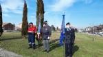 VENARIA - La città ha celebrato il «Giorno del Ricordo» - FOTO - immagine 4