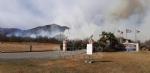 VAL DELLA TORRE - Incendio boschivo in Borgata Buffa: il piromane è tornato in azione? - immagine 4