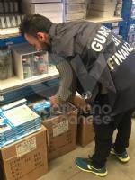 RIVOLI-PIANEZZA - Maxi sequestro di prodotti medici, sanitari e giocattoli: FOTO - immagine 4