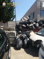 DRUENTO - Smaltiva i rifiuti della sua carrozzeria illegalmente: imprenditore denunciato - immagine 4
