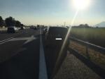 COLLEGNO - Incidente stradale in tangenziale: due feriti e tre mezzi coinvolti - FOTO - immagine 4