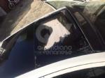 TORINO-BORGARO - Sassi contro una Fiat 500 in transito lungo la tangenziale: conducente ferito - immagine 4