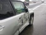 INCIDENTE IN TANGENZIALE - Due auto si scontrano per colpa della pioggia: un ferito - immagine 4