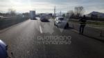COLLEGNO - Incidente stradale in tangenziale: due donne ferite - FOTO - immagine 4