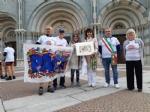 VENARIA - Comune, Pro Loco e FreeBike insieme alla «Giornata mondiale dei Giovani per la Pace» - immagine 4