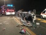 DRUENTO-VENARIA - Terribile incidente sulla Sp1 della Mandria: due ragazzi feriti - FOTO - immagine 4