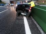 VENARIA - Scontro fra due auto in tangenziale: tre persone ferite - immagine 4
