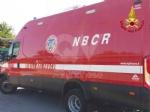 MAPPANO - Autocarro si ribalta nel fossato dopo lincidente: intervento dei vigili del fuoco FOTO - immagine 4