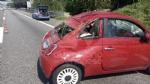 COLLEGNO-RIVOLI - Doppio incidente in tangenziale in pochi minuti: due feriti - immagine 4