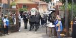 COLLEGNO - Lacrime e tanta commozione ai funerali del piccolo Riccardo Celoria - FOTO - immagine 4