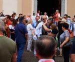 ALPIGNANO - Tanta commozione al funerale di Ornella Bellagarda, morta durante unimmersione - immagine 4