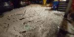MALTEMPO - Tappeti di grandine, strade, cantine e garage allagati - FOTO - immagine 4