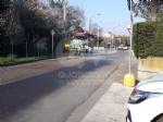 SAN GILLIO - Coronavirus, sanificate le strade. Cotterchio: «Prima il bene della nostra comunità» - immagine 4