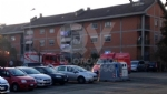 VENARIA - Incendio in un appartamento di via Dante: a fuoco il sacco dellimmondizia - FOTO - immagine 4