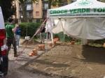 VENARIA - Artigiani volontari realizzano il presidio sanitario di sanificazione per la Croce Verde - immagine 4