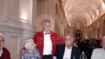 VENARIA - 420 partecipanti alla «Cena della solidarietà e della fratellanza» alla Reggia - FOTO - immagine 4