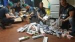 GRUGLIASCO - 500 kg di sigarette di contrabbando nascoste nei garage: 40enne denunciato - immagine 4