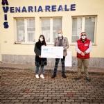 VENARIA - LAvis premia Erika, Virginia e Federico: eccellenze a scuola e nella donazione - FOTO - immagine 4