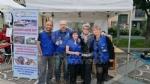 VENARIA - Festa delle Rose e Fragranzia 2018: neanche la pioggia evita il successo - LE FOTO - immagine 4