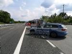 BORGARO - Terribile incidente in autostrada: due giovani borgaresi feriti in modo grave - immagine 4