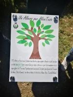 DRUENTO - Un albero e una targa per ricordare Alice Tesio - immagine 9