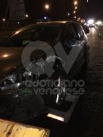INCIDENTE IN TANGENZIALE - Maxi scontro tra cinque auto: sei persone ferite - FOTO - immagine 8