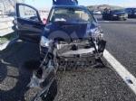 VENARIA - Incidente in tangenziale: due auto coinvolte e cinque feriti - immagine 4
