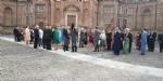 VENARIA-BORGARO - Nella chiesa di SantUberto si è sposata Cristina Chiabotto - immagine 4