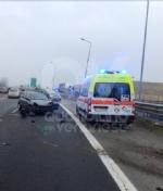 TORINO-COLLEGNO-SAVONERA - Mattinata di incidenti: cinque in poco tempo, tre feriti - immagine 4