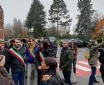 RIVOLI - Marcia per Vito Scafidi, il ministro Fioravanti: «Non si scherza sulla sicurezza nelle scuole» - immagine 4