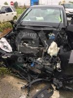 CASELLE - Scontro lungo la provinciale: due auto coinvolte, tre persone ferite - immagine 4