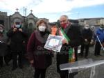 DRUENTO - Il nuovo monumento ai Caduti Partigiani è realtà: inaugurato stamane - FOTO - immagine 4