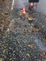 MALTEMPO - Evacuate alcune famiglie a Pianezza. Straripamenti di fiumi e strade chiuse - immagine 4